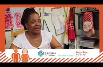 Embedded thumbnail for Fostering with Diagrama - Yvonne's story
