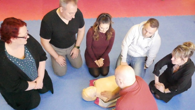 United Safe Care is launching a new First Aid and Safety training service