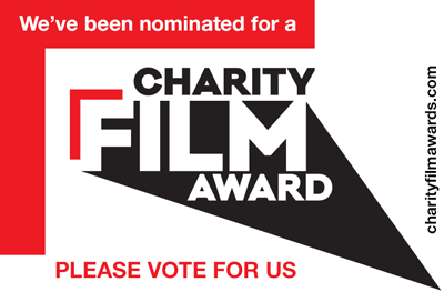 Diagrama adoption video nominated for a Charity Film Award