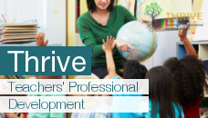 Thrive: Teacher's Professional Development